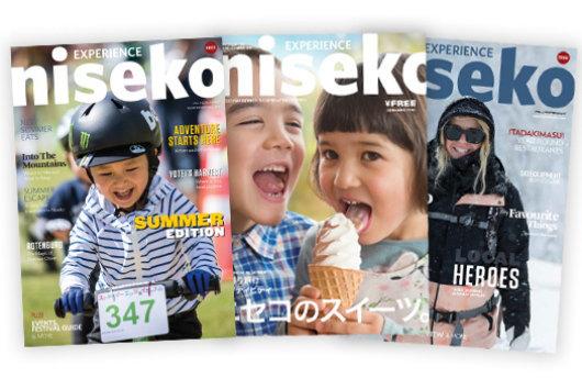 Exp Niseko Covers
