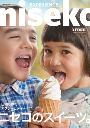 Experience Niseko Ss 2017 Cover